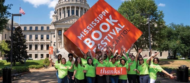 Events In Mississippi 2020.2020 Mississippi Book Festival