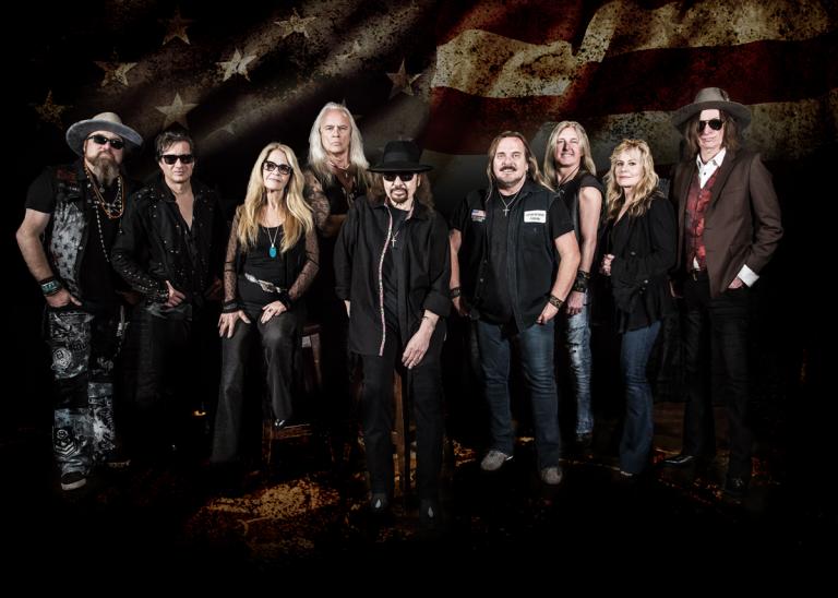 Lynyrd Skynyrd Coming To Tupelo!