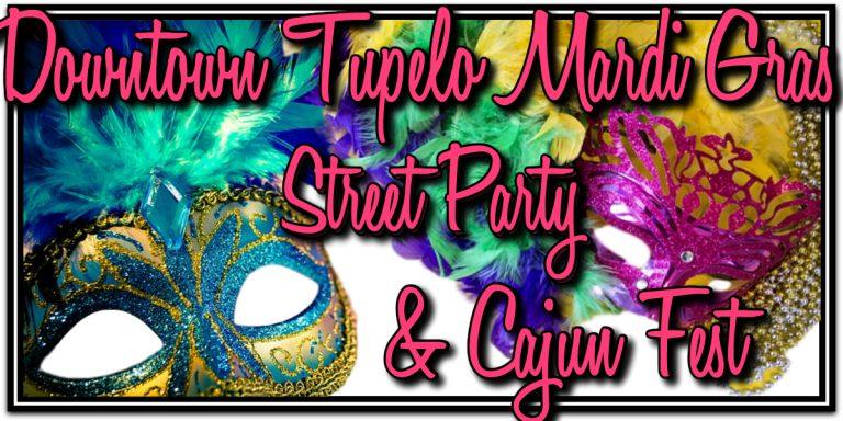 Tupelo Mardi Gras!
