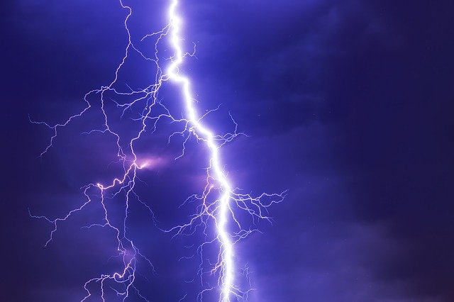Monday brings showers and thunderstorms