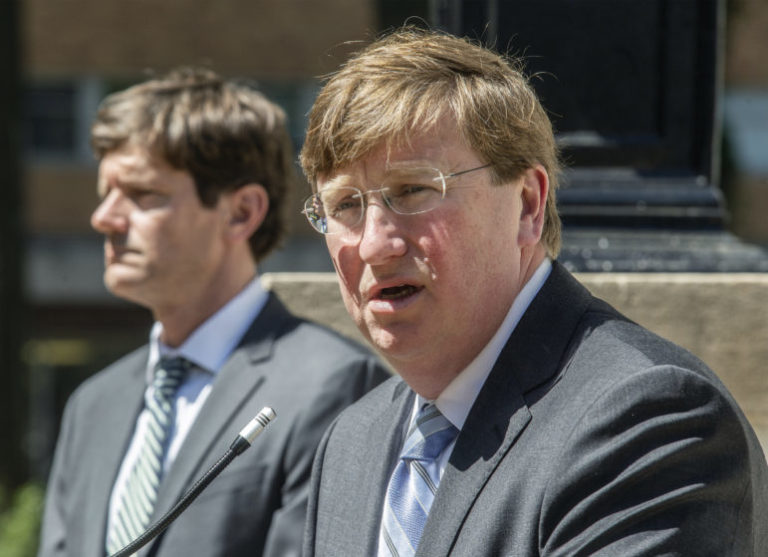 Lawmakers strip Gov. Tate Reeves' spending authority of more than $1.25 billion in federal coronavirus aid