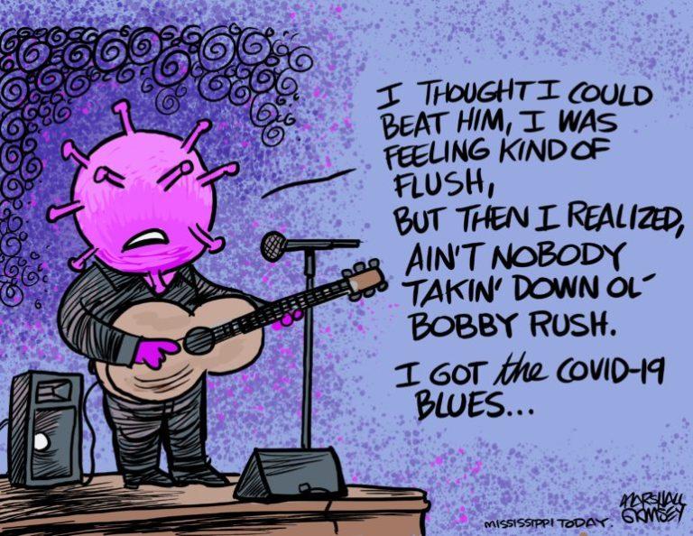 Marshall Ramsey: Bobby Rush beats COVID-19