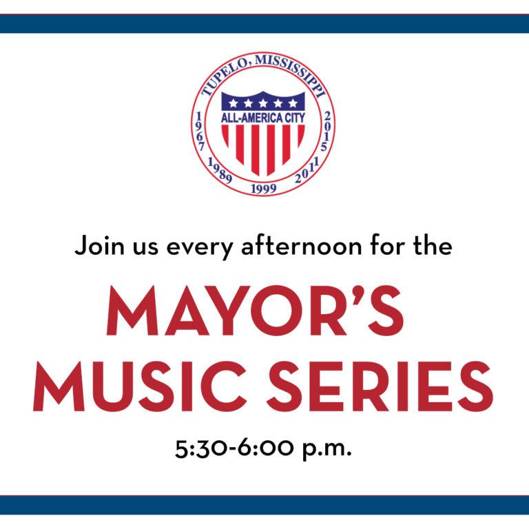 The Mayor's Virtual Concert Series.