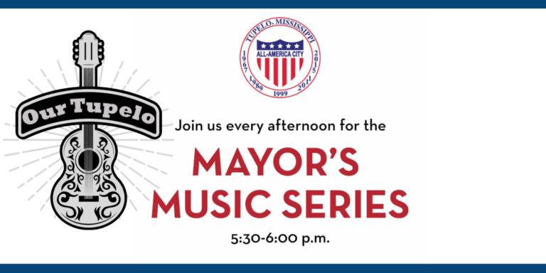 Mayor's Music Series: Nick Perkins