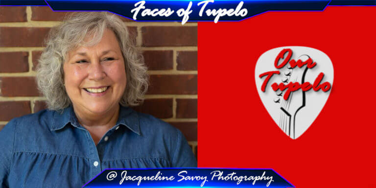 Faces of Tupelo: Becky Weatherford