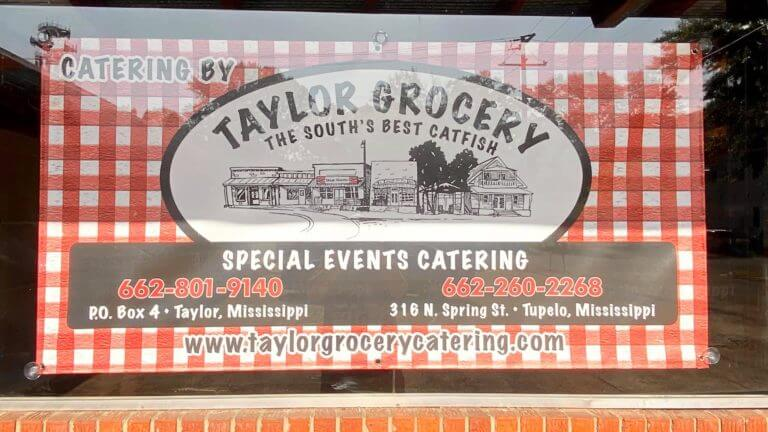 Taylor Grocery Downtown Tupelo