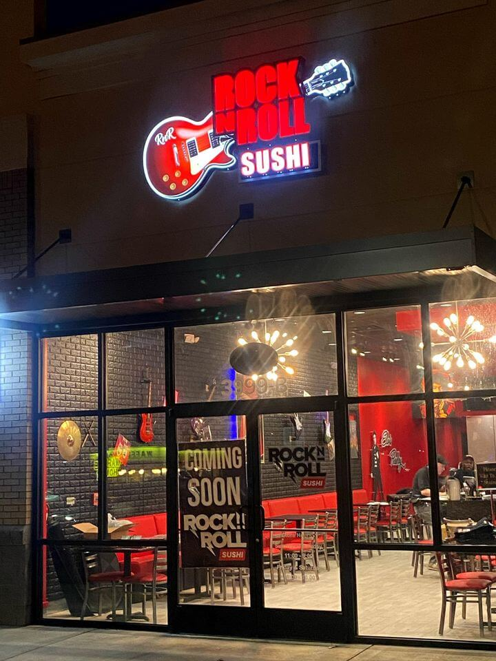 Tupelo Grooves with Rock & Roll Sushi