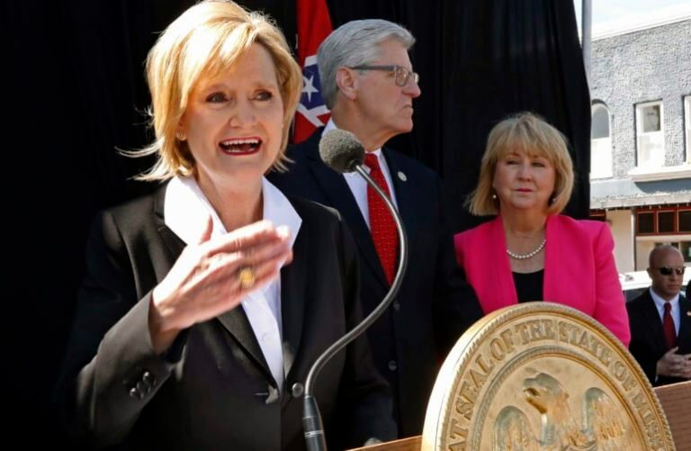 Hyde-Smith at center of national debate on removing Confederate statues from U.S. Capitol