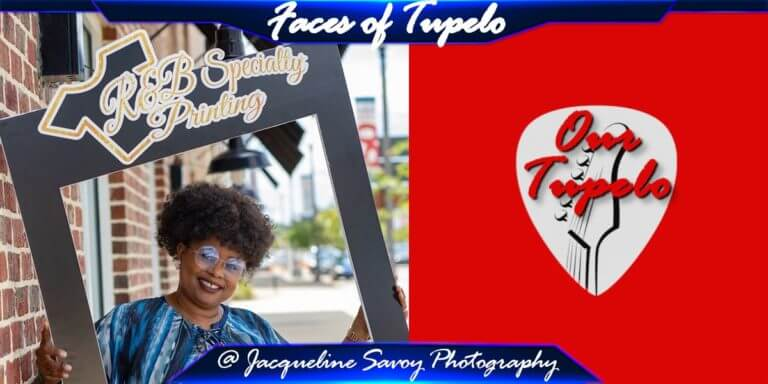 Faces of Tupelo: Shirley Hendrix