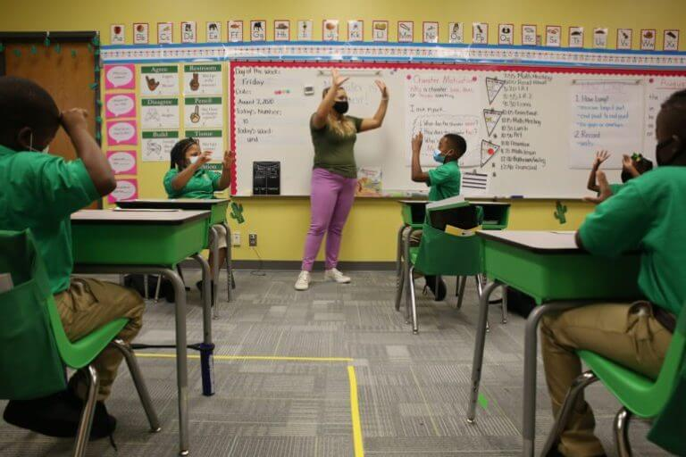 Districts scramble to understand, comply with governor's last-minute delayed schools order