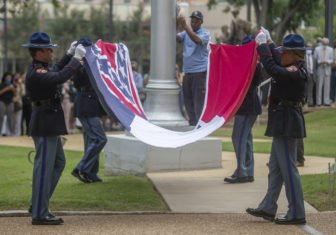 State flag commission makes tweaks, narrows choices to nine