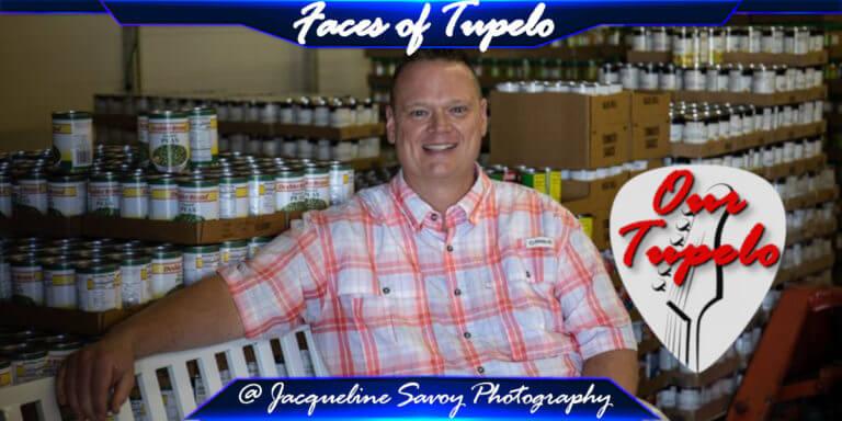 Faces of Tupelo: Jason Martin