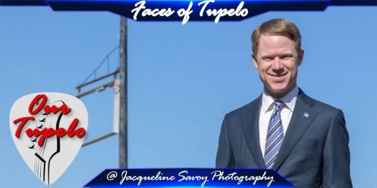Faces of Tupelo: Matt Laubhan