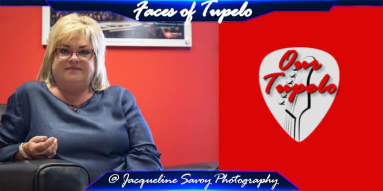 Faces of Tupelo: Melonie Kight