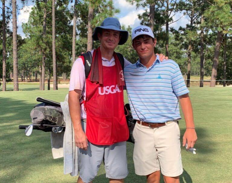 COVID-19 forces golf phenom Cohen Trolio to withdraw from national championship