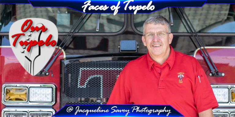 Faces of Tupelo: Thomas Walker