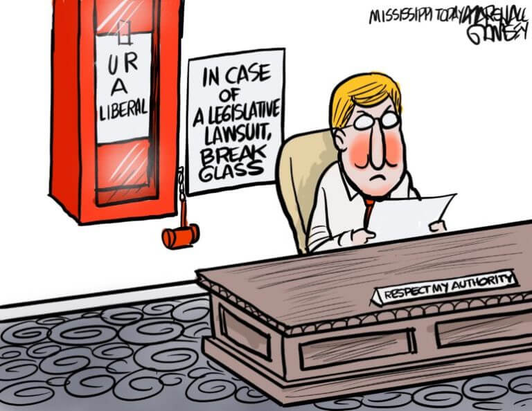 Marshall Ramsey: In Case of Lawsuit…