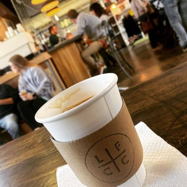 Coffee Shop Stop – Lost & Found Coffee Company