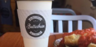 Butterbean Coffee and Biscuits